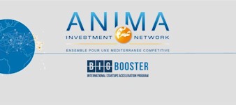 Logo ANIMA et Big Booster