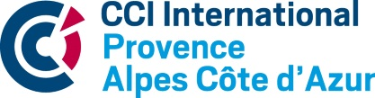 Logo CCI International PACA