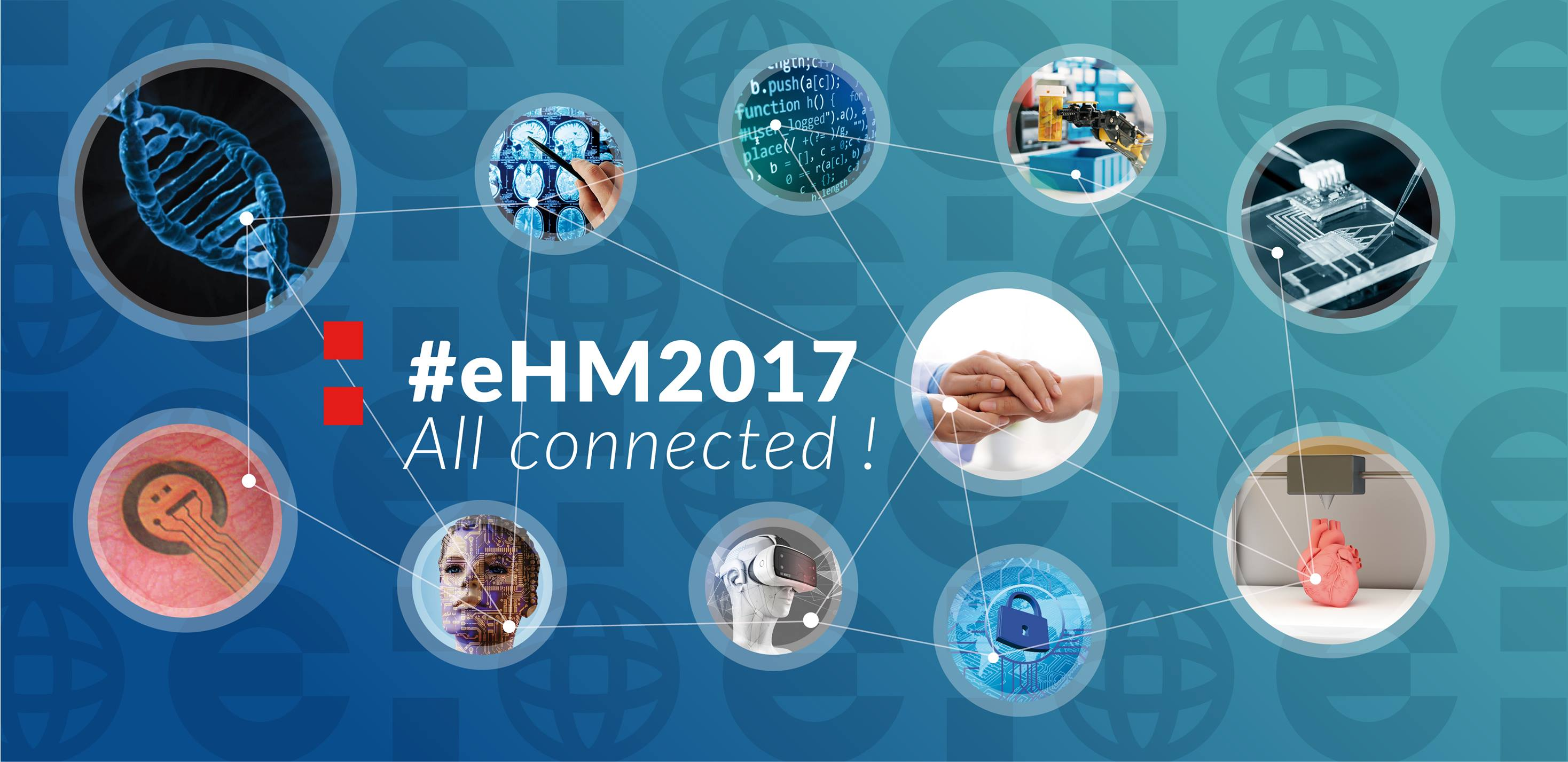 eHM2017 All connected banniere
