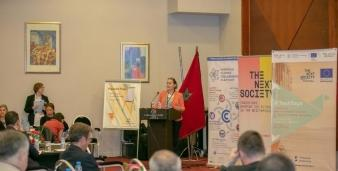 Conference THE NEXT SOCIETY in Morocco