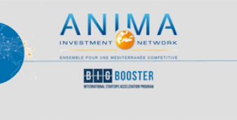 Logo Anima and BigBooster