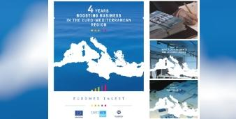 Cover of the EUROMED Invest publication