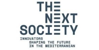 THE NEXT SOCIETY - Innovators shaping the future in the Mediterranean - Logo