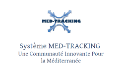 Med Tracking : Recommendations for the development of a community of innovation in the Mediterranean - study 31 november 2011