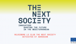 THE NEXT SOCIETY Rejoindre le Club