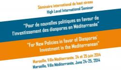 For new policies for the investment of diasporas in the Mediterranean