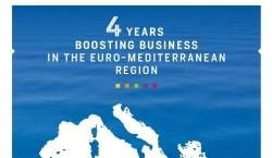Cover of the EUROMED Invest final brochure