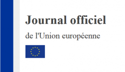 Journal officiel de l'union europeenne - couverture