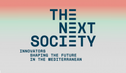 Brochure THE NEXT SOCIETY - Innovators shaping the future of the mediterranean