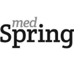 Logo of the MedSpring project